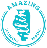 The amazing Illinois Made logo.